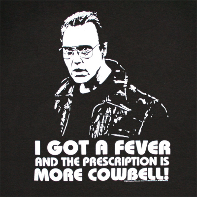 [Image: SNL_Fever_Cowbell_Black_Shirt.jpg]